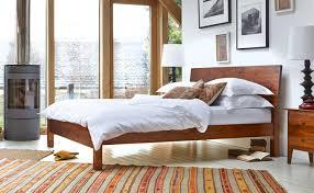wooden bed frames