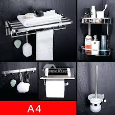 stainless steel bathroom accessory stainless steel bathroom accessories set chrome wall mount stainless steel bathroom accessories uk
