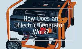 how electric generators work. Beautiful Electric How Does An Electric Generator Work On Generators Work