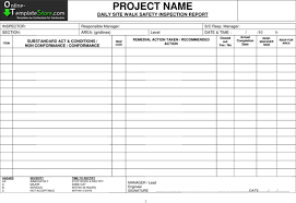 Contruction Templates Construction Document Templates