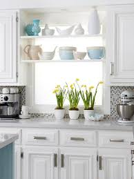 Small Picture Small Kitchen Decorating Ideas Shelves Window and Kitchens