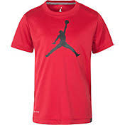 jordan clothing. product image · jordan boys\u0027 jumpman logo dri-fit t-shirt clothing