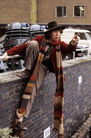 Dr Who Scarf Pattern Beauteous Doctor Who's Stashbuster Scarf