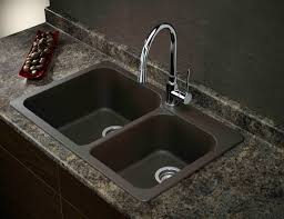Granite Kitchen Sinks Undermount Fresh Atlanta Composite Kitchen Sinks And Taps 17274