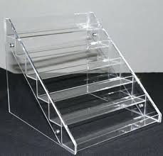 acrylic countertop display case bakery cabinet