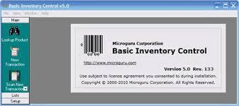 Basic Inventory Control V5 0 134 2baksa Net
