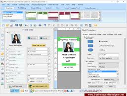 Process Designer Software Designing Id Visitor Display Gate Pass Card Screenshots