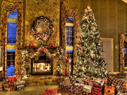 Xmas Decoration For Living Room Living Room Wonderful Christmas Living Room For Christmas On