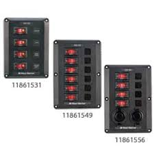west marine dc electrical panels west marine fuse block for boats at Dc Fuse Box