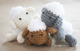 Crochet Lamb Pattern