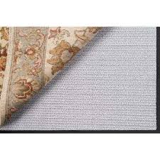durable 5 ft x 8 ft rug pad