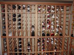 Wine Racks For Cabinets Built In Wine Rack Ideas Home And Interior