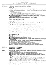 Resume Templates Journalism Journalism Resume Resumetemplates Resume