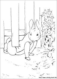 Peter Rabbit Printable Coloring Pages Coloring Pages