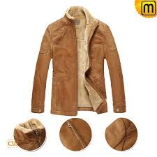 mens fur lined leather jacket jackets cwmalls com