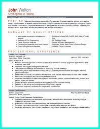 Civil Engineer Resume Sample There are so many Civil engineering resume samples you can download 60