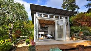 Small Picture 11 reasons to turn a garden shed into living space Refreshed Designs