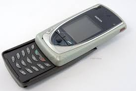 Nokia 7650 first OS Symbian, first ...