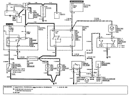 Mercedes benz 190e wiring diagram cooling fans 1990 on