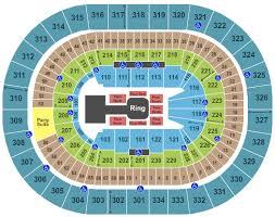 Wells Fargo Arena Seating Chart Wwe 69 Exact Wwe Summerslam Seating Chart