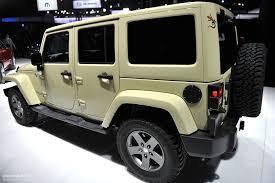 NYIAS 2011: Jeep Wrangler Mojave [Live Photos] - autoevolution