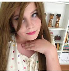 first time crossdressing with a with make up and wig