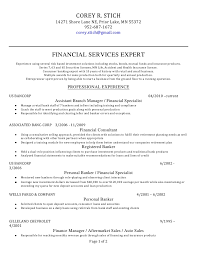 Investment Banker Resume New Corey R Stich Resume 48