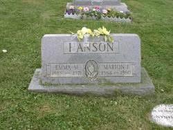 Marion Ira Hanson (1884-1980) - Find A Grave Memorial