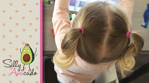 Pigtails Hair Style ponytails 6 easy backtoschool ponytail hairstyles for toddler 3348 by stevesalt.us
