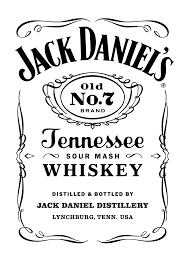 Jack Daniel's Old No. 7 | drawing | Pinterest | Jack daniels, Jack ...