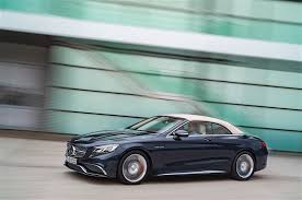Mercedes-AMG S65 Cabriolet Rounds Off Affalterbach's V12 Offering ...