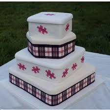 Puzzle Cake Designs Contemporary Wedding Cakes Wedding Cakes Edinburgh Scotland
