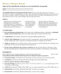 team building business plan business plan resume business manager resume example business plan resume sample building