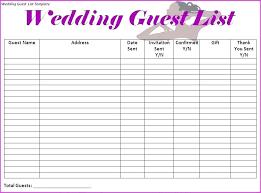 Printable Bridal Shower Gift List Template Bridal Shower Program Free Printable Bridal Shower Program