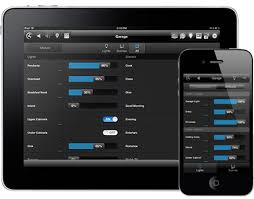 control lighting with ipad. Enjoy The Ability To Customize And Add One-touch Lighting Scenes Whenever Mood Strikes, Right From A Control4 Touch Screen. Control With Ipad C