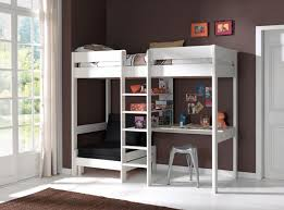 pictures loft bed with desk and couch