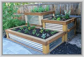 Small Picture Incredible Outdoor Raised Garden Beds 17 Best Ideas About Raised