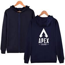 Cheap Designer Hoodies Hip Hop Apex Legends 3d Painted Designer Hoodies Zipper Long Sleeve Women Men Luxury Sweatshirt Harajuku Streetwear Casual Tracksuit Hoodies