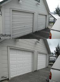 some drawbacks of fiberglass garage doors