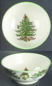 Spode Christmas Tree Dinnerware Collection  Fine China  Macyu0027sSpode Christmas Tree Cereal Bowls