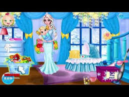 baby room cleaning games. E295a0e295a3de29690 27 E296ba Elsa Baby Amusing Room Cleaning Games E