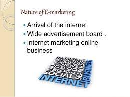 E Marketing Ppt