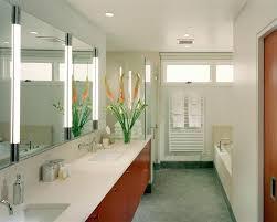 vanity light bar. Vanity Light Bar Bathroom Modern With Ceiling Lighting Corner Sink Kitchen Layouts Led