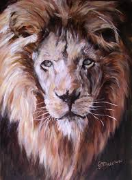 lion painting acrylic.  Lion Lion Throughout Painting Acrylic