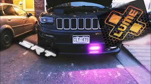 Lighting Trendz Srt Badge X Lume Srt Badge Install Youtube