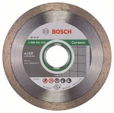 <b>Алмазный диск Bosch</b> Standard for Ceramic 180-22,23 | 2608602204