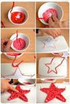 Как сделать игрушки на новый год фото