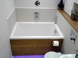 very deep bathtubs for small bathrooms