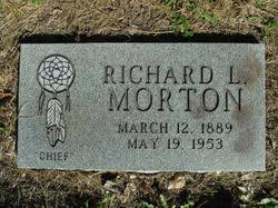 "Richard Lewis ""Chief"" Morton Sr. (1889-1953) - Find A Grave Memorial"