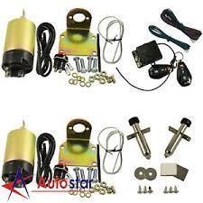 image is loading 100lb shaved door handle kit 2 door popper